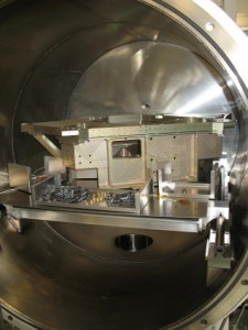ULEIC Vacuum Bakeout Chamber